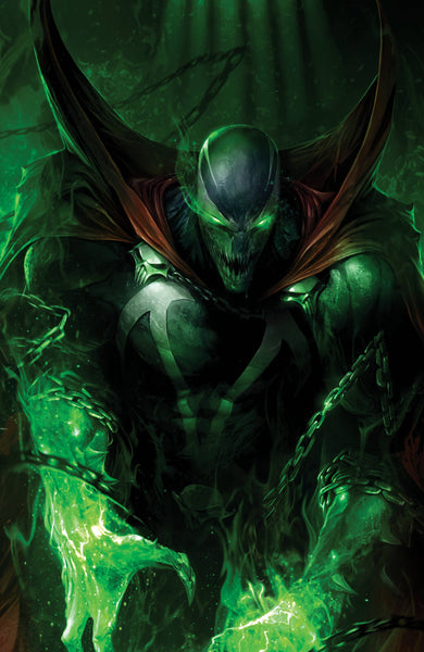 SPAWN #284 CVR C VIRGIN MATTINA WRAPAROUND 4/4/2018
