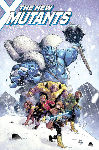 NEW MUTANTS DEAD SOULS #2 (OF 6) LEG 4/4/2018