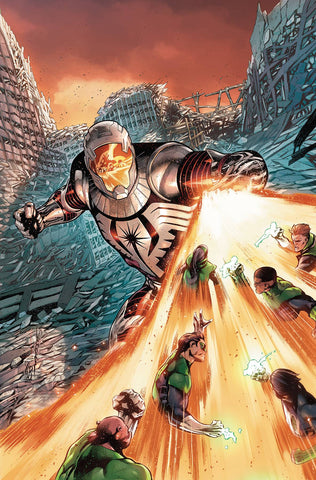 HAL JORDAN AND THE GREEN LANTERN CORPS #42 4/11/2018