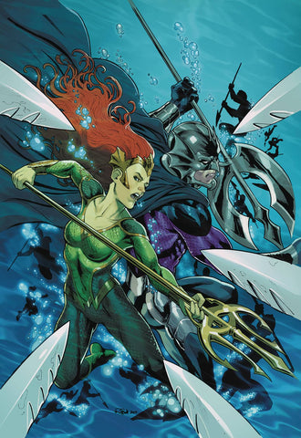 MERA QUEEN OF ATLANTIS #3 (OF 6) 4/25/2018