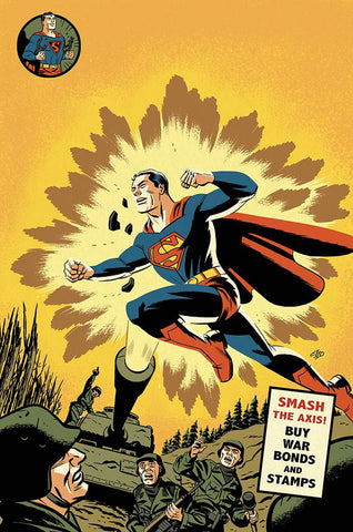 ACTION COMICS #1000 1940S VAR ED (NOTE PRICE) 4/18/2018