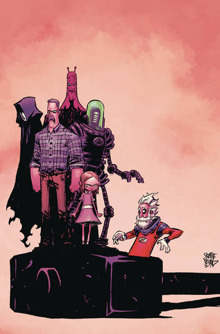 BLACK HAMMER AGE OF DOOM #1 VAR YOUNG CVR 4/18/2018