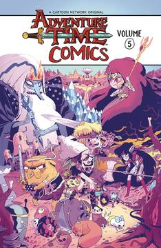 ADVENTURE TIME COMICS TP VOL 05 (C: 1-1-2) 7/4/2018
