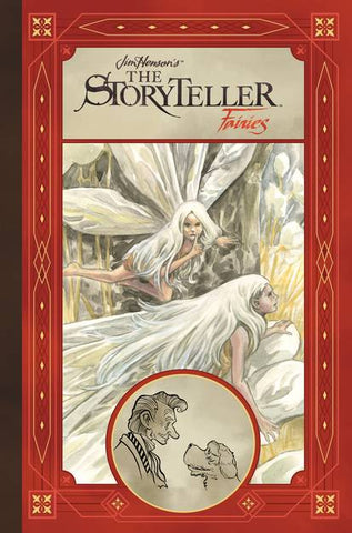 JIM HENSON STORYTELLER FAIRIES HC (C: 0-1-2) 8/1/2018
