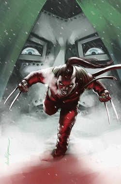 ALL NEW WOLVERINE #34 LEG 4/25/2018
