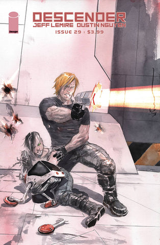 DESCENDER #29 CVR A NGUYEN (MR) 4/18/2018
