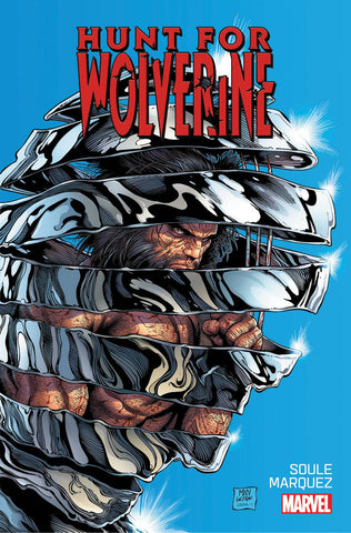 HUNT FOR WOLVERINE #1 4/25/2018
