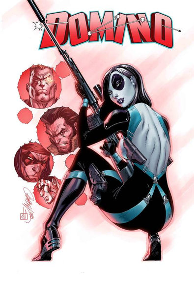 DOMINO #1 J SCOTT CAMPBELL VAR 1:50 4/11/2018