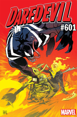 DAREDEVIL #601 VENOM 30TH VAR LEG 4/18/2018