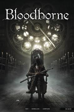 BLOODBORNE #4 (OF 4) CVR B GAME VAR (MR) 5/23/2018