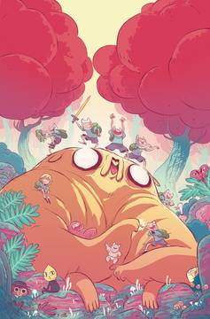 ADVENTURE TIME COMICS #23 (C: 1-0-0) 5/9/2018