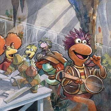 JIM HENSON FRAGGLE ROCK #1 MAIN 5/9/2018