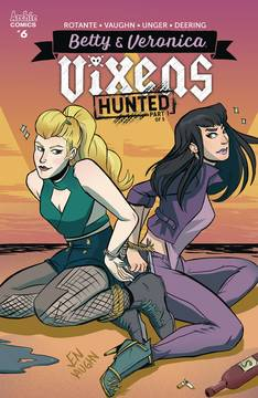 BETTY AND VERONICA VIXENS #6 CVR A VAUGHN 5/9/2018