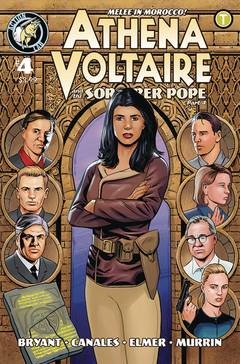 ATHENA VOLTAIRE 2018 ONGOING #4 5/30/2018