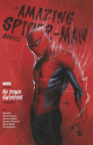AMAZING SPIDER-MAN #800 DELLOTTO VAR 1:25 5/30/2018