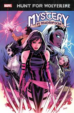 HUNT FOR WOLVERINE MYSTERY MADRIPOOR #1 (OF 4) 5/23/2018