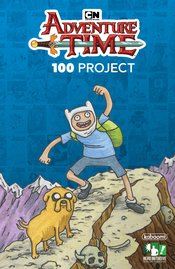 ADVENTURE TIME 100 PROJECT TP (C: 1-1-1) 5/30/2018
