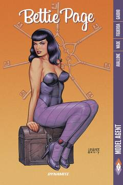 BETTIE PAGE TP VOL 02 MODEL AGENT (C: 0-1-2) 8/1/2018