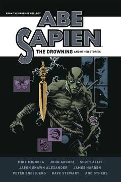 ABE SAPIEN DROWNING & OTHER STORIES HC (C: 0-1-2) 7/11/2018