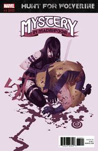 HUNT FOR WOLVERINE MYSTERY MADRIPOOR #1 (OF 4) BACHALO VAR 5/23/2018