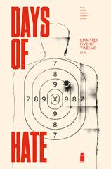 DAYS OF HATE #5 (OF 12) (MR) 5/23/2018