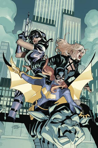 BATGIRL AND THE BIRDS OF PREY #22 5/9/2018