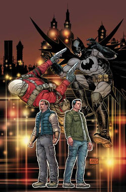 BATMAN SINS OF THE FATHER #4 (OF 6) 5/16/2018