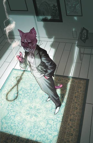 EXIT STAGE LEFT THE SNAGGLEPUSS CHRONICLES #5 (OF 6) 5/2/2018
