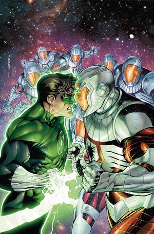 HAL JORDAN AND THE GREEN LANTERN CORPS #44 5/9/2018