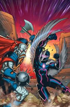 INFINITY COUNTDOWN DARKHAWK #1 (OF 4) LIM VAR 5/23/2018