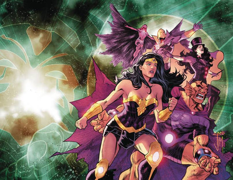 JUSTICE LEAGUE NO JUSTICE #3 (OF 4) 5/23/2018