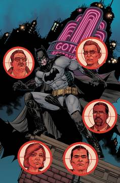 BATMAN SINS OF THE FATHER #5 (OF 6) 6/20/2018