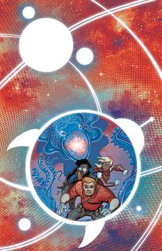 CAVE CARSON HAS AN INTERSTELLAR EYE #4 (MR) 6/20/2018