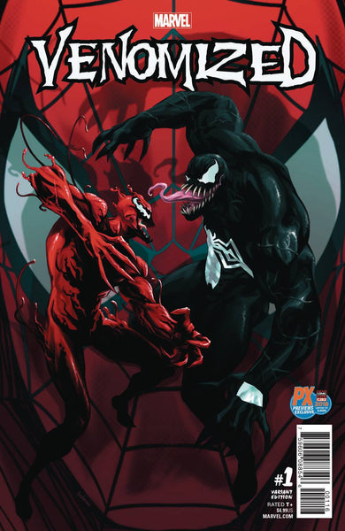 C2E2 2018 VENOMIZED ANDRASOFSZKY VAR #1 (OF 5) 4/4/2018