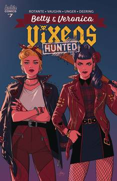 BETTY AND VERONICA VIXENS #7 CVR C MOK 6/13/2018