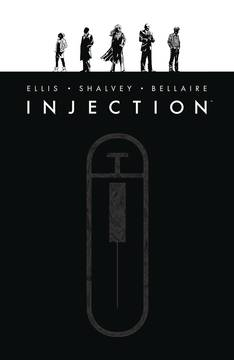 INJECTION DLX ED HC VOL 01 (MR) 11/21/2018