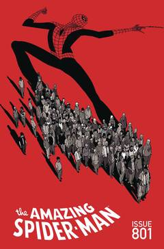 AMAZING SPIDER-MAN #801 6/20/2018