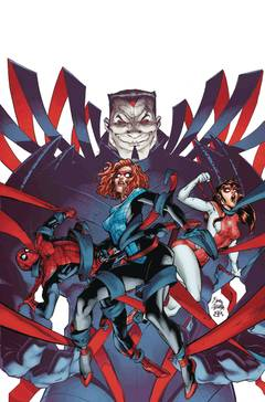 AMAZING SPIDER-MAN RENEW YOUR VOWS #20 6/20/2018