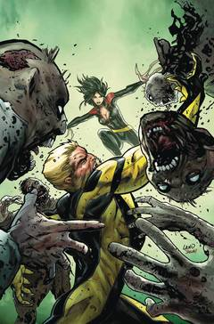 HUNT FOR WOLVERINE CLAWS OF KILLER #2 (OF 4) 6/20/2018