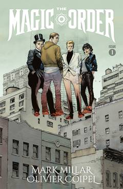 MAGIC ORDER #1 (OF 6) CVR A COIPEL (MR) 6/13/2018