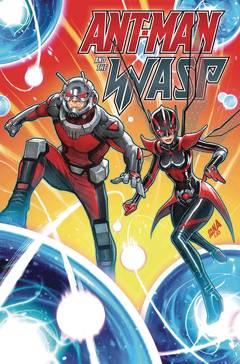 ANT-MAN AND THE WASP #1 (OF 5) 6/6/2018