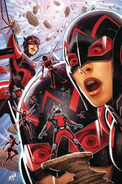 ANT-MAN AND THE WASP #2 (OF 5) 6/20/2018