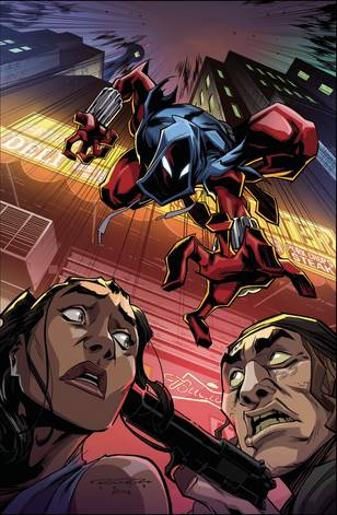 BEN REILLY SCARLET SPIDER #20 6/20/2018