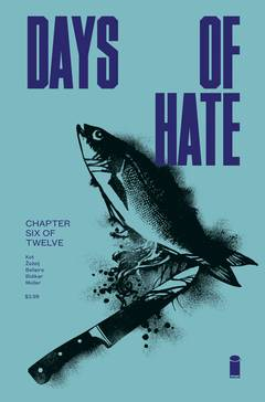DAYS OF HATE #6 (OF 12) (MR) 6/20/2018