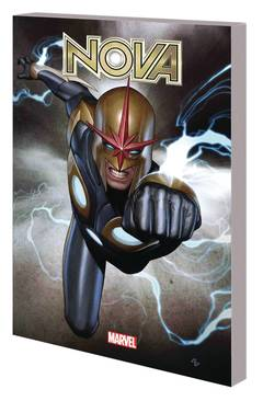 NOVA BY ABNETT & LANNING COMPLETE COLLECTION TP VOL 01 7/11/2018