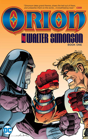 ORION BY WALTER SIMONSON TP BOOK 01 7/11/2018