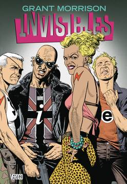 INVISIBLES TP BOOK 03 (MR) 7/18/2018