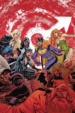 BATGIRL & THE BIRDS OF PREY TP VOL 03 FULL CIRCLE REBIRTH 7/18/2018