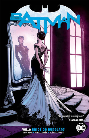 BATMAN TP VOL 06 BRIDE OR BURGLAR 7/25/2018