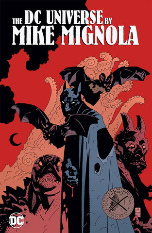 DC UNIVERSE BY MIKE MIGNOLA TP 7/25/2018